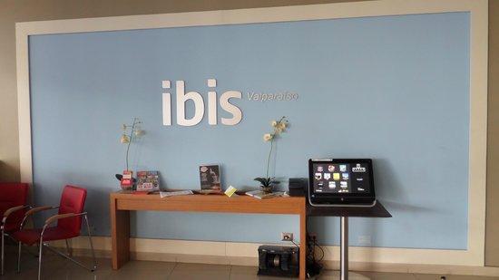 Ibis Valparaiso : Lobby