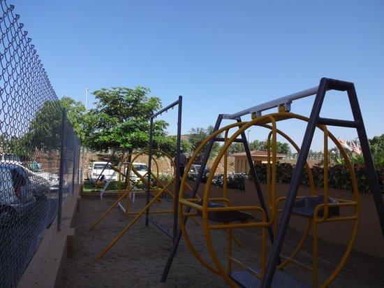 Aakar Lords Inn : Play area