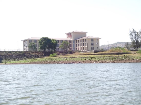 Aakar Lords Inn : Hotel from Boating