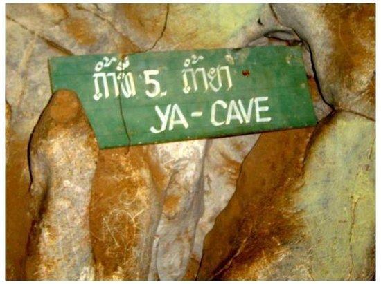 Khao Pun Cave: Ya Cave