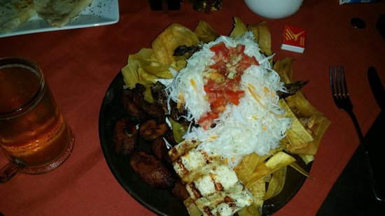 Asados El Corral : Best frito ever