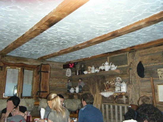 U Babci Maliny Inside Slawkowska Street Picture Of Kuchnia