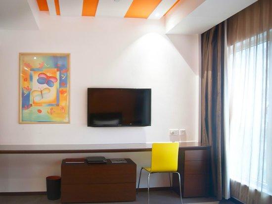 Butterfly on Prat - Business Room