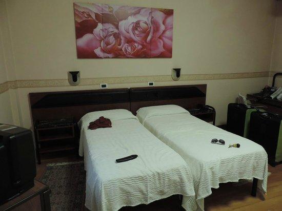 Hotel Massimo D'Azeglio: my daughter's room
