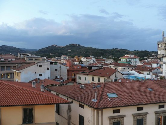 Hotel Massimo D'Azeglio: The best part- the view from a balcony