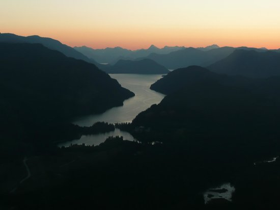 Vancouver Island Soaring Centre: GREAT CENTRAL LAKE