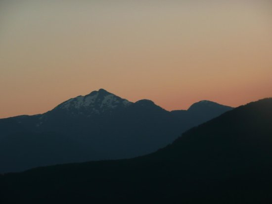 Vancouver Island Soaring Centre: SUNSET