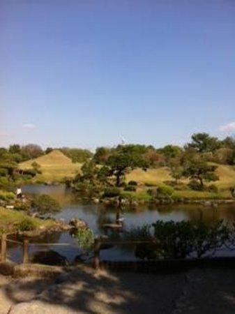 Suizenji Jojuen Garden : 水前寺公園