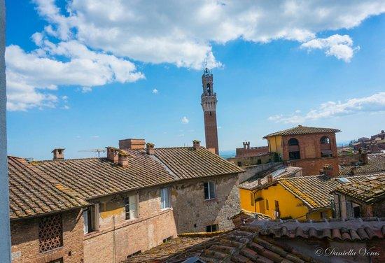 I Terzi di Siena: View