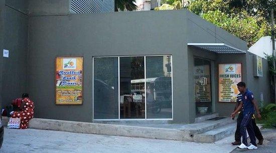 Paradise Vegetarian Food Court