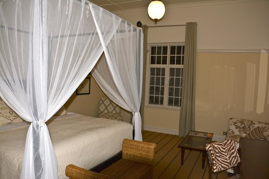The Victoria Falls Hotel: Our room #2