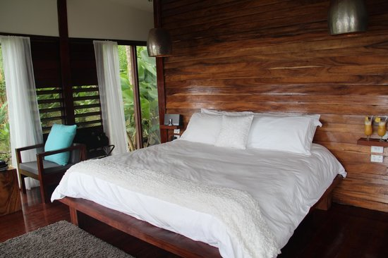 The Remote Resort - Fiji Islands: Our room