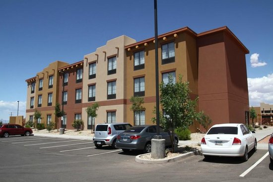 Moenkopi Legacy Inn & Suites: The Moenkopi Hotel, east side