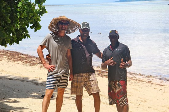 The Remote Resort - Fiji Islands: With Apasai and Aps