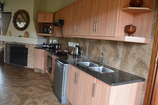 Gondwana Game Reserve: Private Kitchen