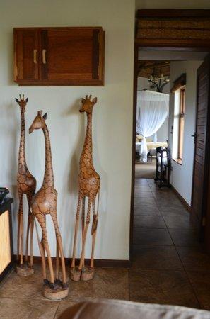 Gondwana Game Reserve: Living Room