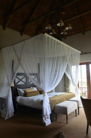 Gondwana Game Reserve: Bedroom