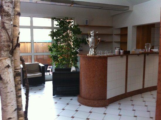 ACHAT Plaza Zum Hirschen : Relaxing Turkish bath area on 4th floor.