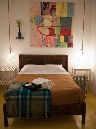 Niños Hotel: Room