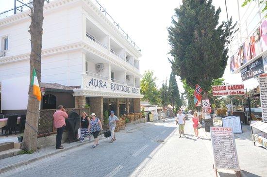 Aura Boutique Hotel Side