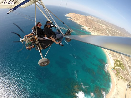 Cabo Sky Tours: awesome views!