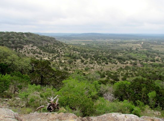 Hill Country State Natural Area : Hill Country Vista