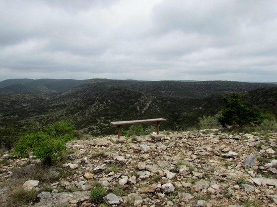 Hill Country State Natural Area: Scenic Overlook