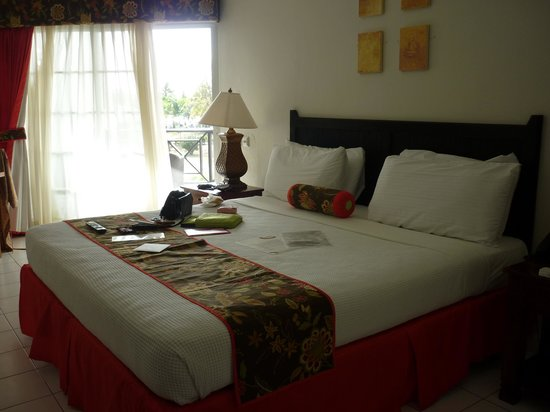 Coyaba Beach Resort : the rooml stayed in