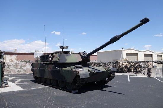Battlefield Vegas: outside of Battlefield