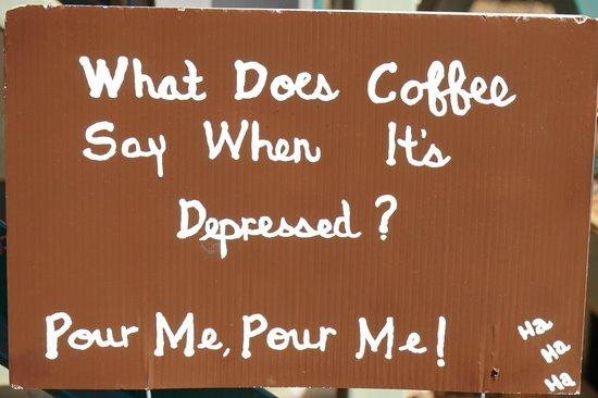 Kauai Coffee Company: joke1