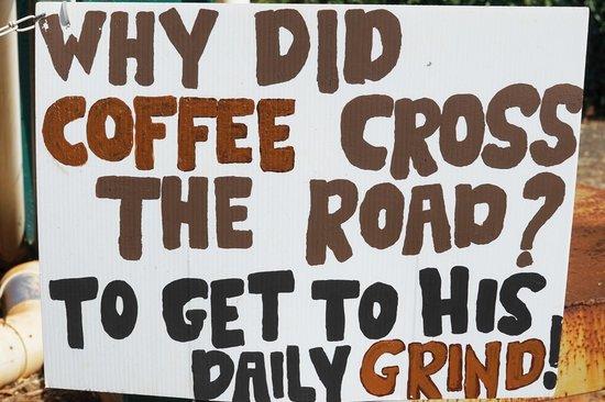 Kauai Coffee Company: joke2