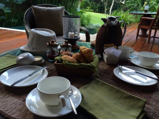 Four Seasons Resort Bali at Sayan: Coffee - III