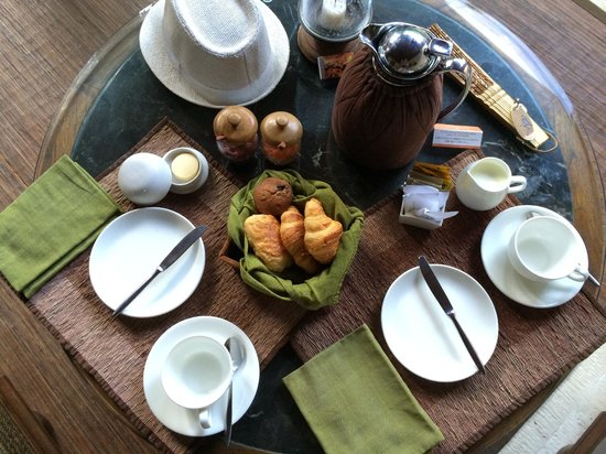 Four Seasons Resort Bali at Sayan: Coffee - II