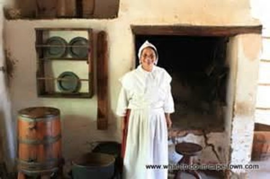 The Village Museum : kitchen