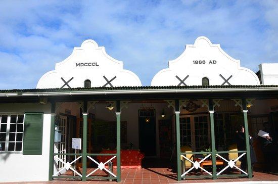 Tsitsikamma Village Inn: Reception