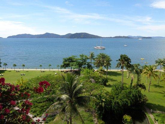 Shangri-La's Tanjung Aru Resort & Spa: View from the 7th floor