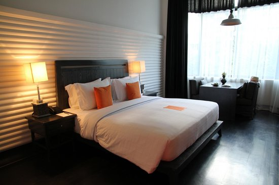 Shinta Mani Angkor : Beautiful, spacious bedroom