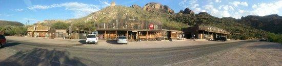 Canyon Lake: Tortilla Flat Last Surviving Stage Coach Stop