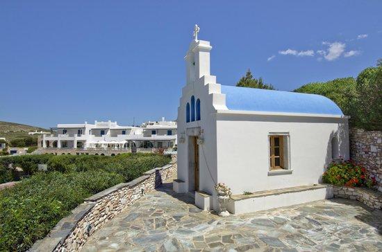Paros Agnanti Resort: Chapel