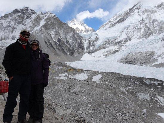 Mt. Everest Base Camp : EBC