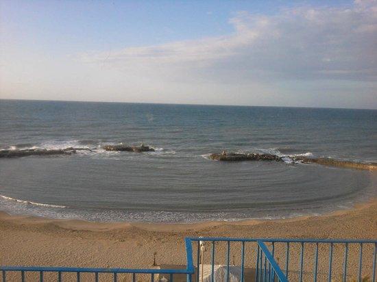 Hotel Terramar: vistas de la playa desde la habitacion