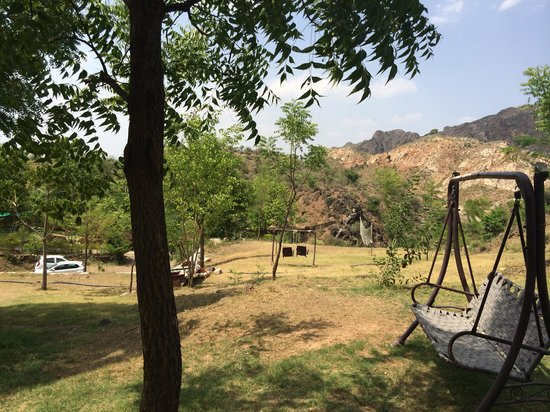 Aravali Silence Lakend Resorts & Adventures Pvt. Ltd.: Resort View