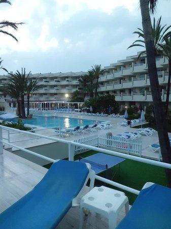 Aparthotel Millor Garden: piscina exterior