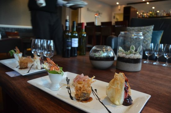 Devon Valley Hotel: Wine Tasting session