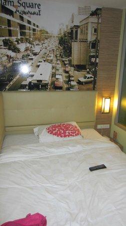 DS67 Suites: Room-mattress comfy