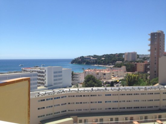 Hotel Samos : View from or 9