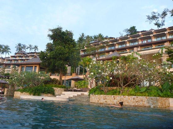 The Westin Siray Bay Resort & Spa Phuket: View from the pool