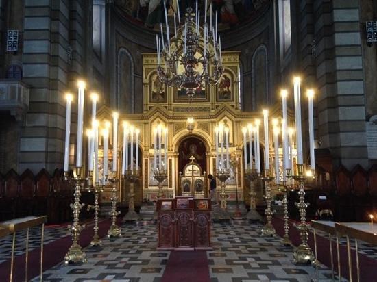 Chiesa Serbo Ortodossa di San Spiridione: Beautiful Setting