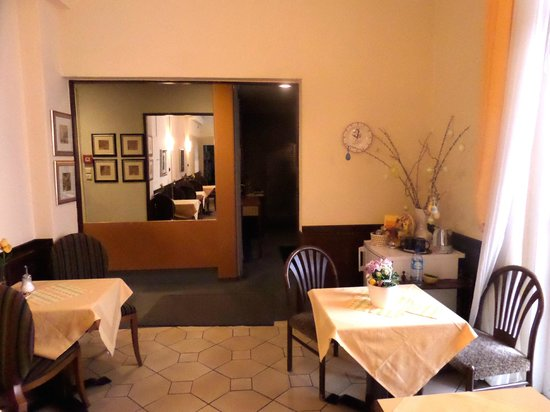 Hotel Pension Astra: Dining room