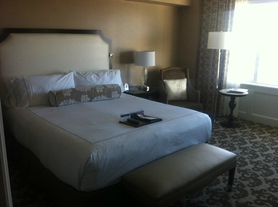 Fairmont San Francisco: My Room